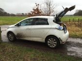 Rally mud!